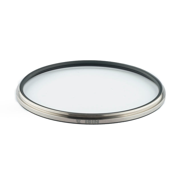 NiSi 72mm Ti Pro Nano UV Cut-395 Filter (Titanium Frame)