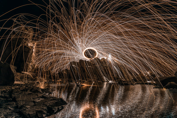 Australia bombo quarry steel wool