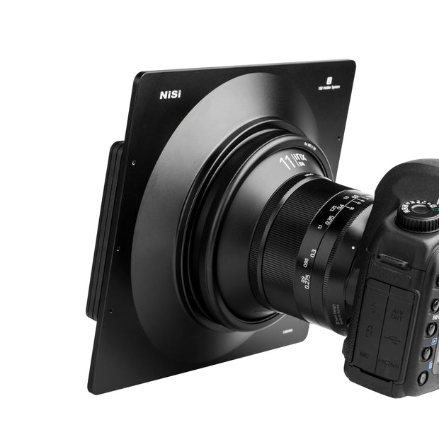 NiSi 180mm Filter Holder For Irix 11mm f/4