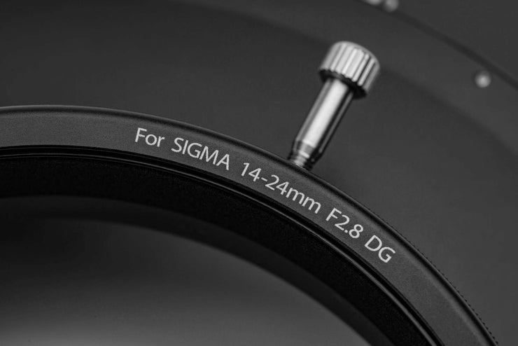 NiSi S5 Kit 150mm Filter Holder with CPL for Sigma 14-24mm f:2.8 DG Art Series