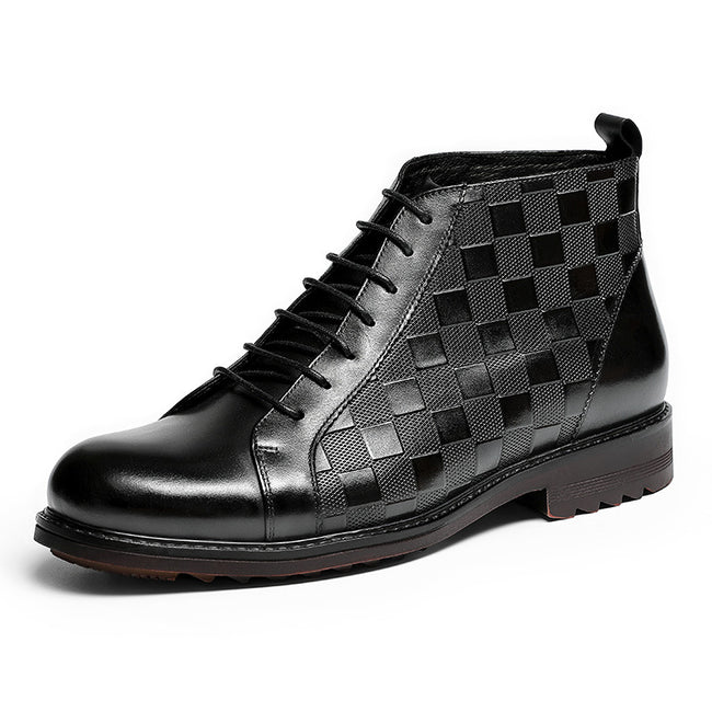 Casual Business Formal Martin Boots