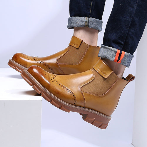 Fashion Casual Trend Martin Boots