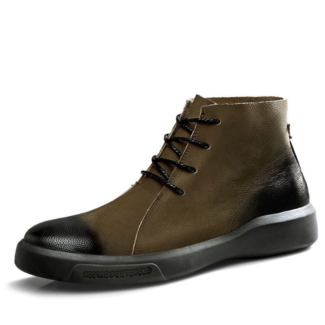 British High Casual Chelsea Men's Boots