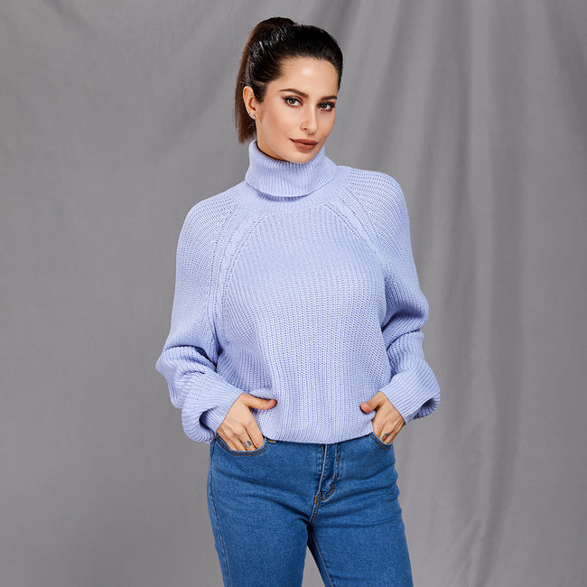 Turtleneck Thermal Sweater
