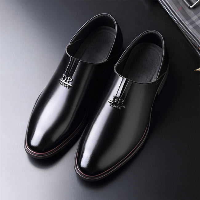 Italian Office Casual Leather Men's Loafers