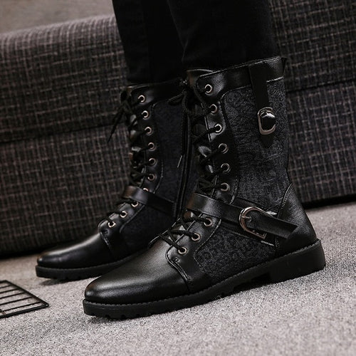 Waterproof Warm Fur Casual Snow Ankle  Boot