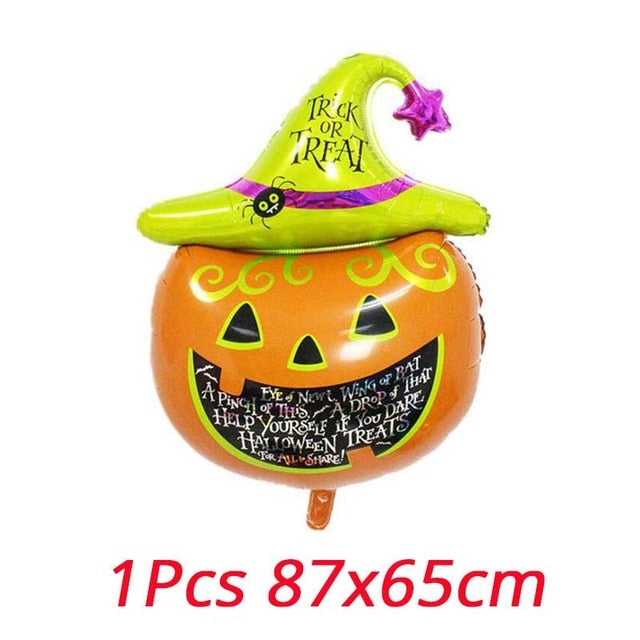 Halloween Party Decoration Sealing Label Stickers Pumpkin Ghost Balloons Lace Spider