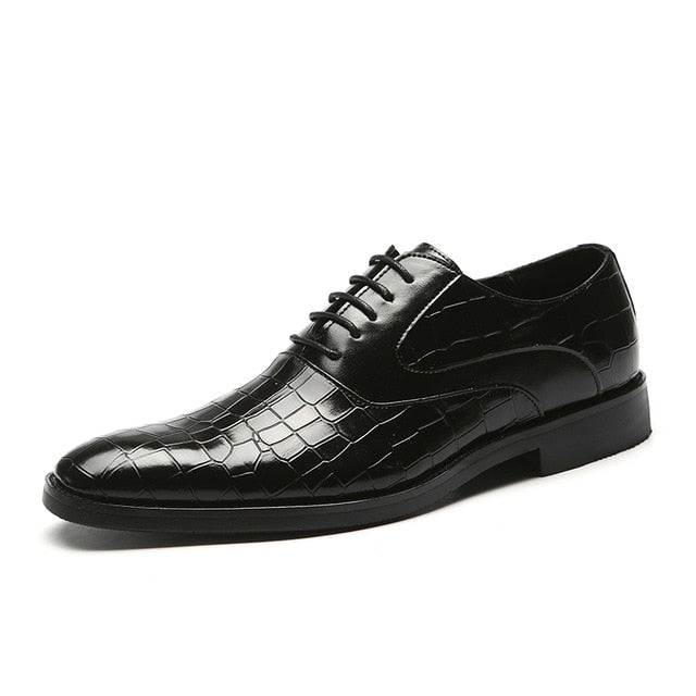 Italy  Business Formal Men Dress Shoes