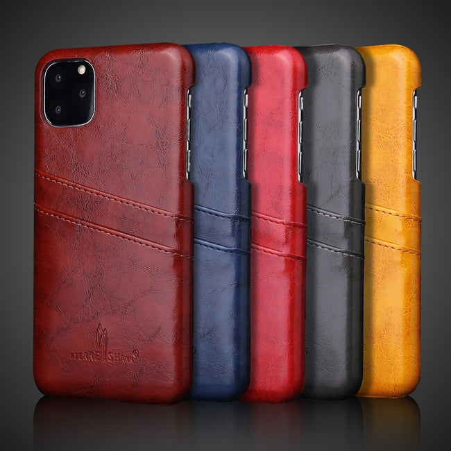 For Apple iPhone 11 Pro Back Card Slots Holder Case Cover
