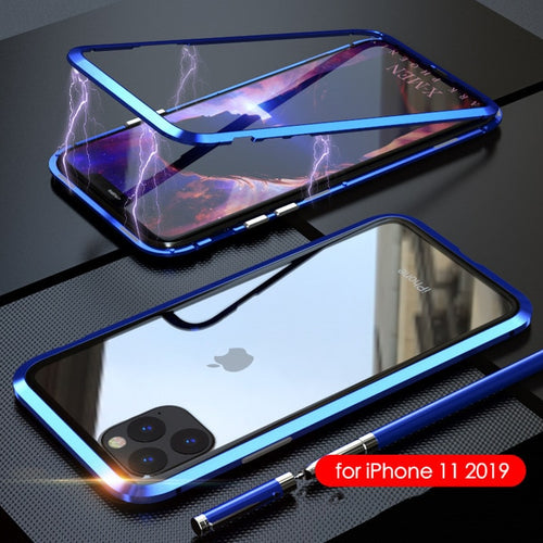Luxury Magnetic Adsorption Case for iPhone 11 2019