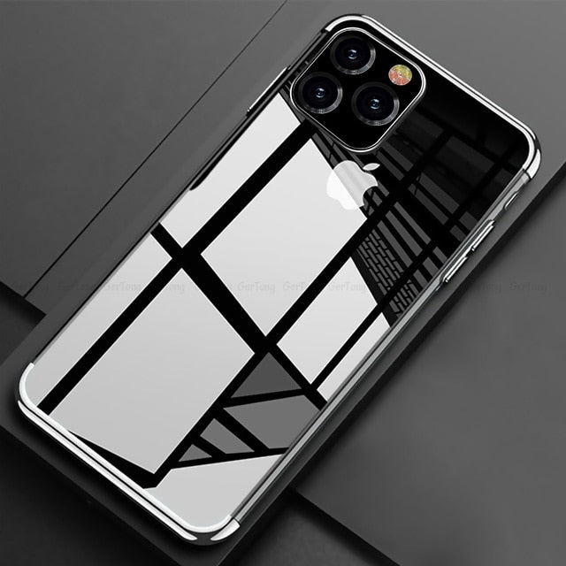 Ultra Thin Silicone Case For iPhone 11 Pro Max