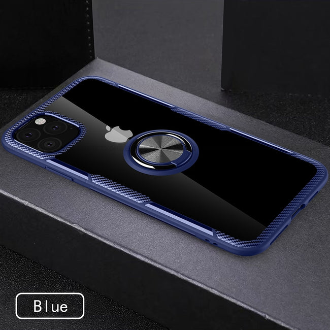 Ring Stand Holder Case For iPhone 11  Case