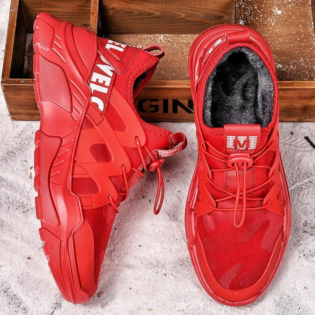 Outdoors Athletic Jogging Walking Comfortable Sport Shoes