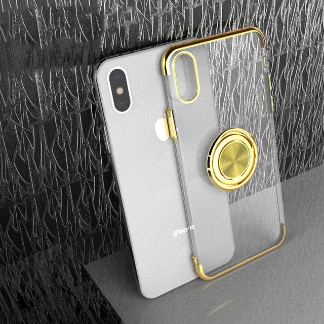 Elecplating Soft Case for iPhone 11 Pro Max 11Pro XS Max XS XR 8 7 6 6S