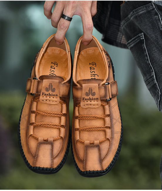 Luxury  Fashion Office Casual Leather Shoes