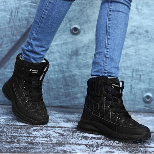 Snow Warm Waterproof Ankle Boots