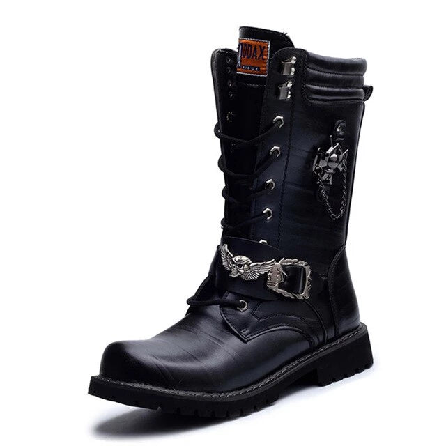 Personality High-Top Punk Men's boots