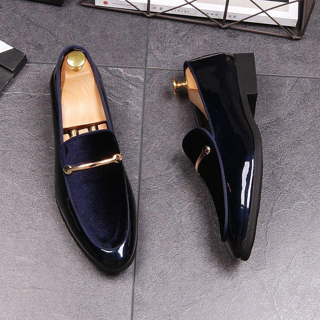 Casual Shoes -   Leather  Dress Business Office Shoes