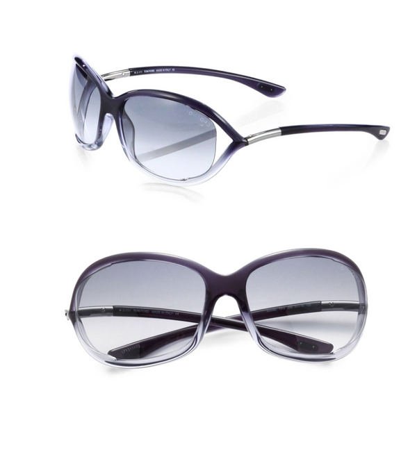 Tom Ford Soft Square Sunglasses