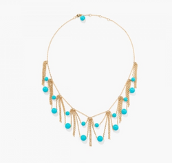Ana Turquoise Necklace