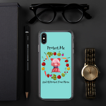 Load image into Gallery viewer, Little Protector iPhone Case™️ - 4 LONELY PIGGIES