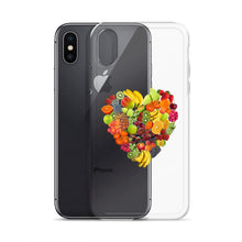 Load image into Gallery viewer, Healthy Heart iPhone Case