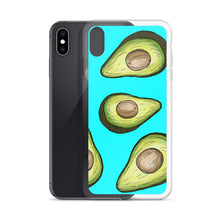 Load image into Gallery viewer, Avocado iPhone Case