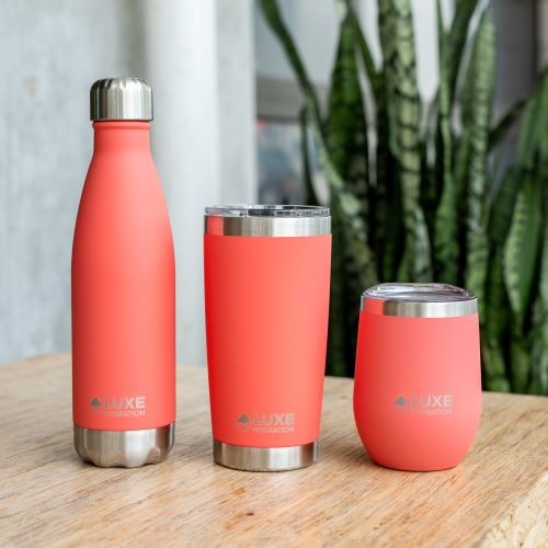 Coral Collection (Water Bottle | Tumbler | Travel Wine Glass)