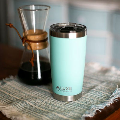 20oz Insulated Stainless Steel Tumbler - Beach Glass