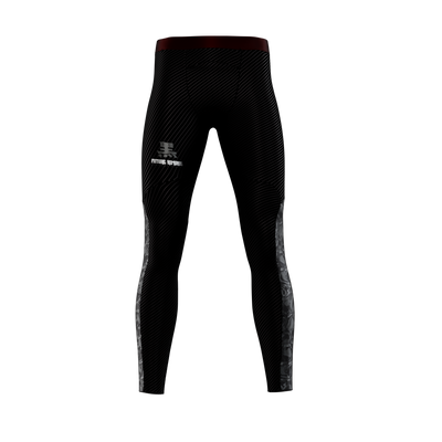 ELEMENTS SERIES - OBSIDIAN MENS SPATS