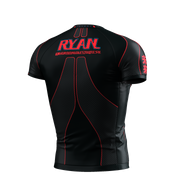 Gordon King Ryan 2020 - Short Sleeve Rash Guard