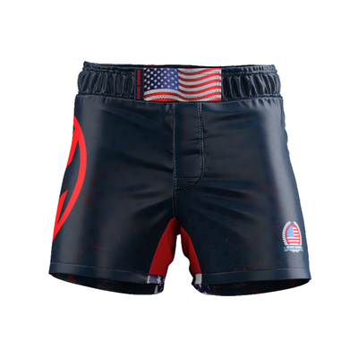 INDEPENDENCE - USA FIGHT SHORTS