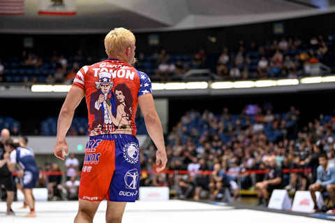 Garry Tonon - ADCC Rash Guard USA