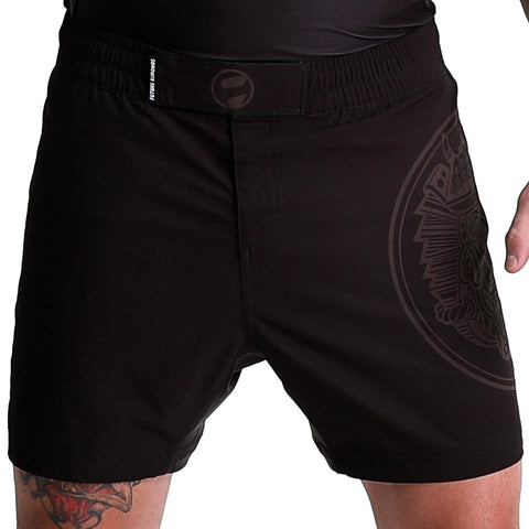 FUTURE HYBRID - Black Fight Shorts