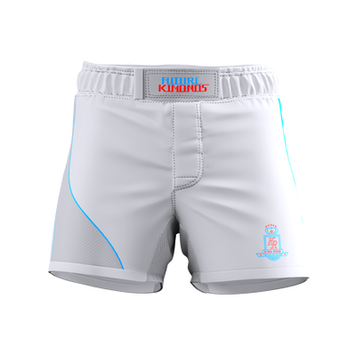 Gordon King Ryan 2020 - Fight Shorts White
