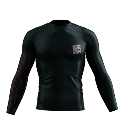 Good Times Bad Times - Long Sleeve Rash Guard