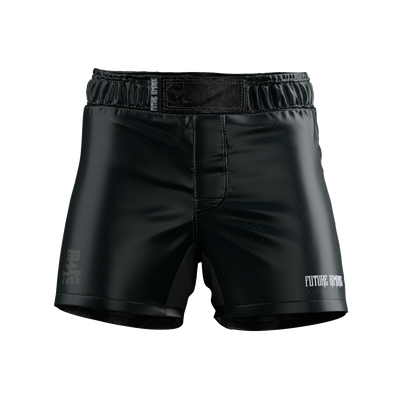 ELEMENTS SERIES - OBSIDIAN FIGHT SHORTS