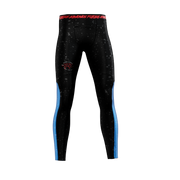 UNDER DAWG - BLUE MENS COMP SPATS