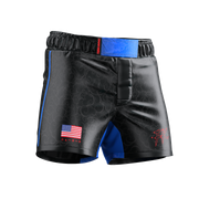 UNDER DAWG - BLUE COMP SHORTS