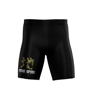 ELEMENTS SERIES - EARTH MENS COMPRESSION SHORTS