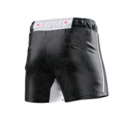 UNDER DAWG - WHITE COMP SHORTS