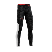 UNDER DAWG - WHITE MENS COMP SPATS