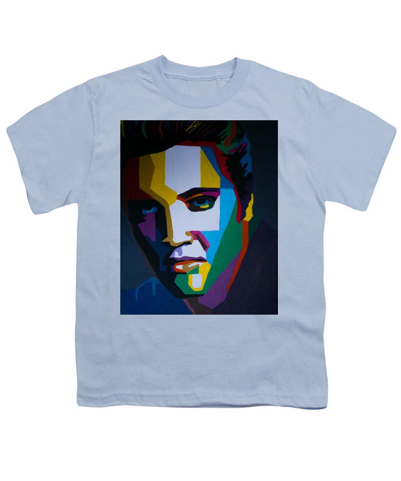 The King In Profile - Youth T-Shirt