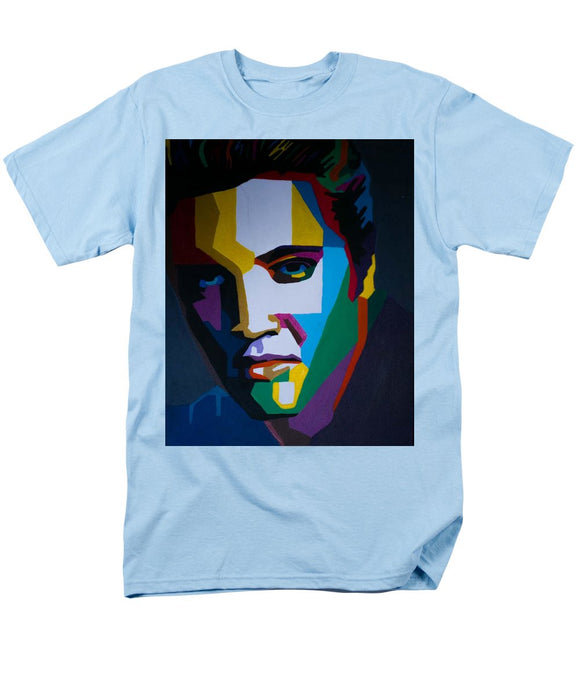The King In Profile - Men's T-Shirt  (Regular Fit)