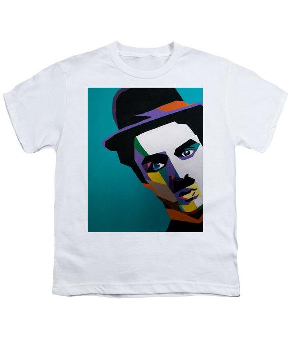 Charlie Chaplin - Youth T-Shirt