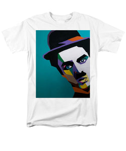 Charlie Chaplin - Men's T-Shirt  (Regular Fit)