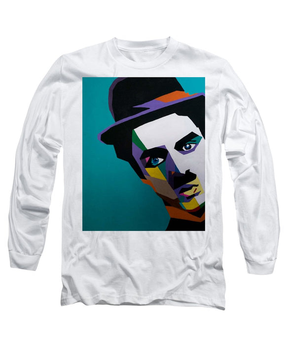 Charlie Chaplin - Long Sleeve T-Shirt