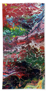 Colorful Chaos - Bath Towel