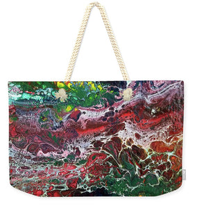 Colorful Chaos - Weekender Tote Bag
