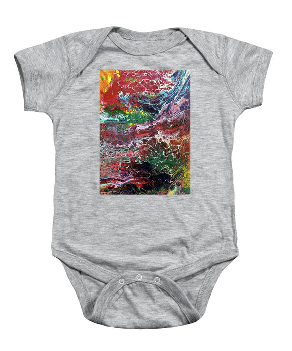 Colorful Chaos - Baby Onesie